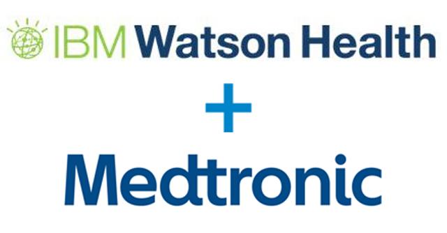 IBM Watson and Medtronic