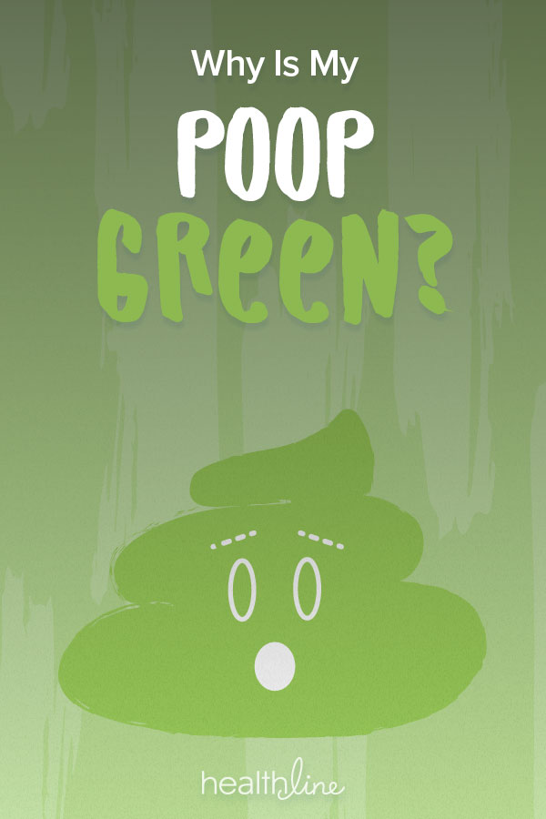 Why Is My Poop Green
