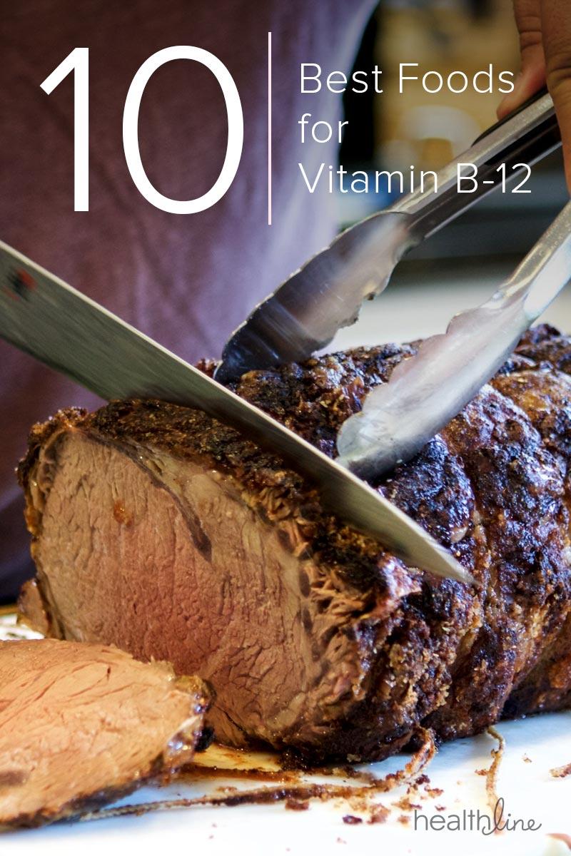 10 Vitamin B-12 Foods: Fruits, Meat, Vegan-Friendly, and More