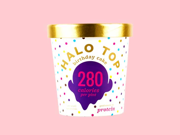 Halo Top Ice Cream Review: Nutrition, Downsides, and More