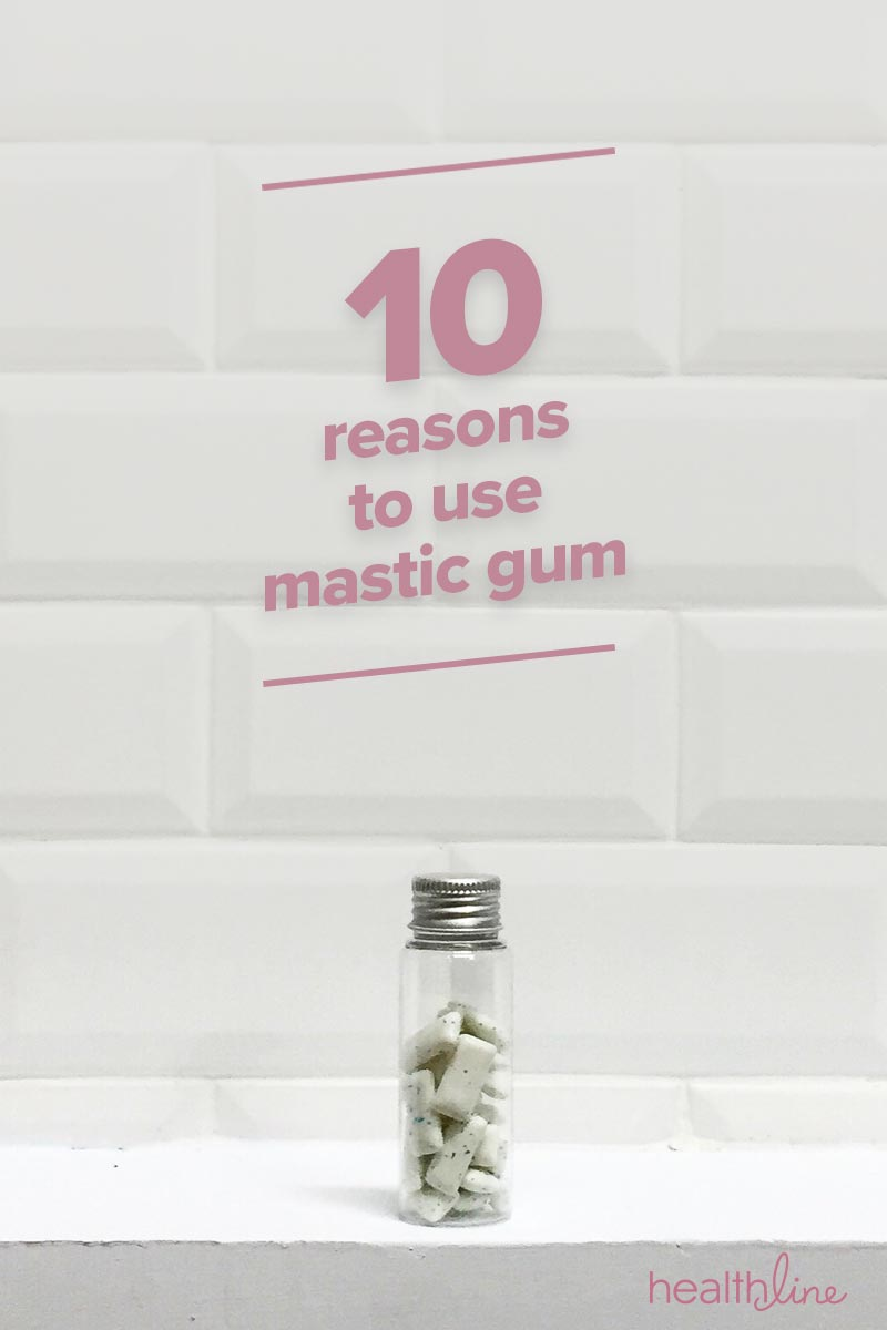 Mastic Gum: Benefits, Use, and More
