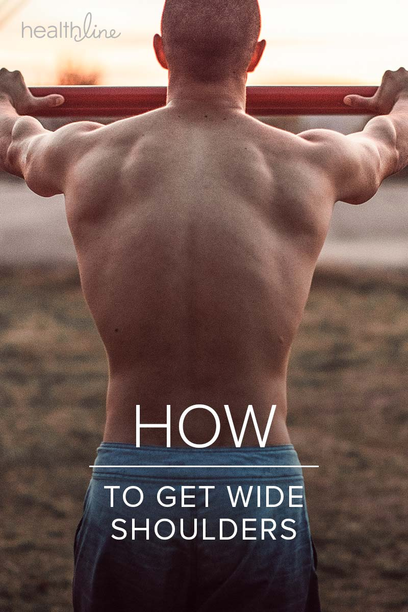 Wide Shoulders: Exercises, Benefits, Management