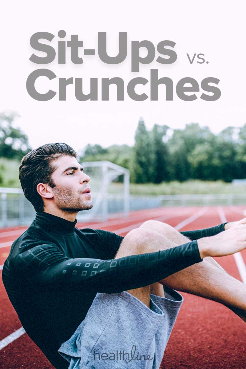 Sit-Ups vs  Crunches