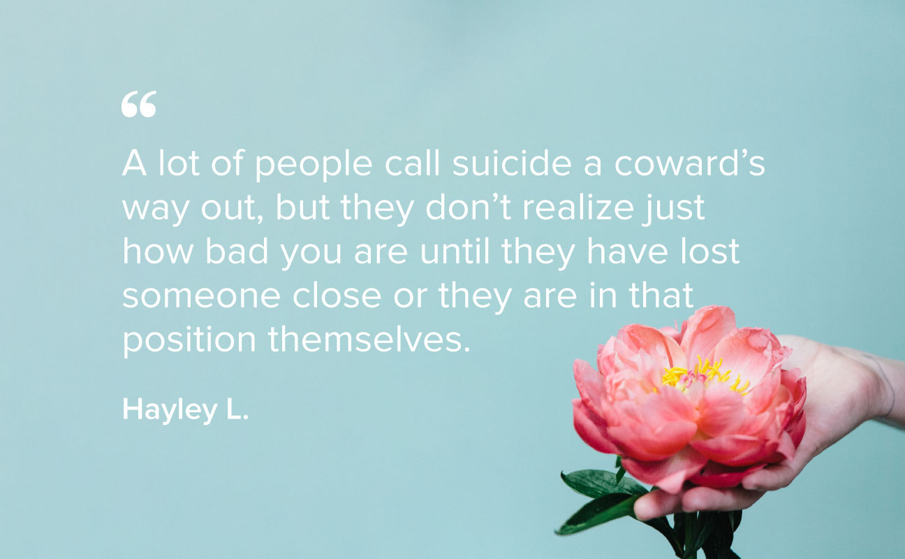 7a4c2c80 This Is What Suicide Survivors Want You to Know