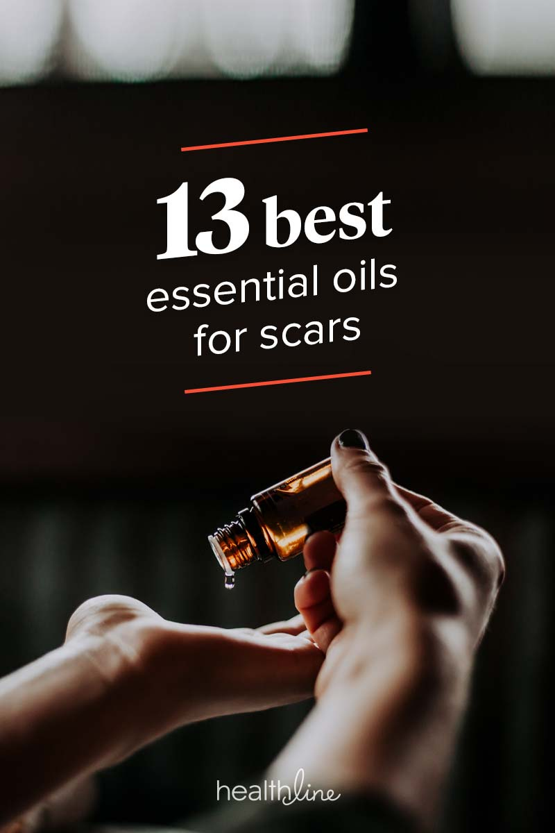 13 Essential and Other Oils for Reducing Scars