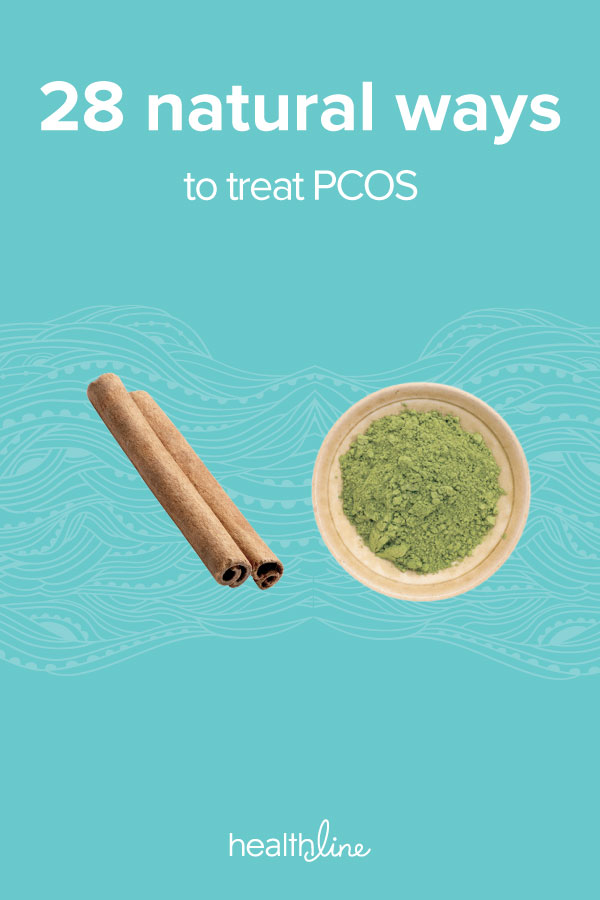 Natural Treatment PCOS: 30 Ways to Help Hormones, Insulin, and More