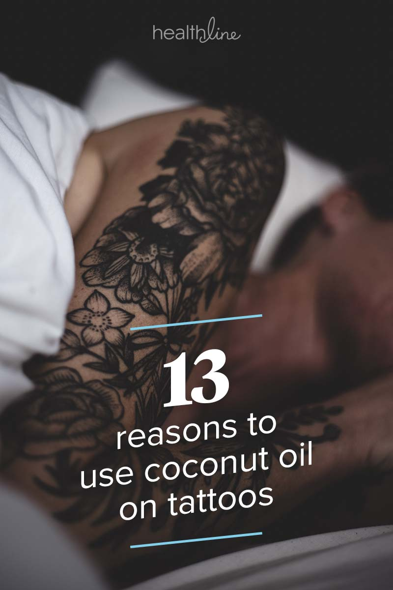 Coconut Oil on Tattoo: Aftercare for Old, New, and Removed
