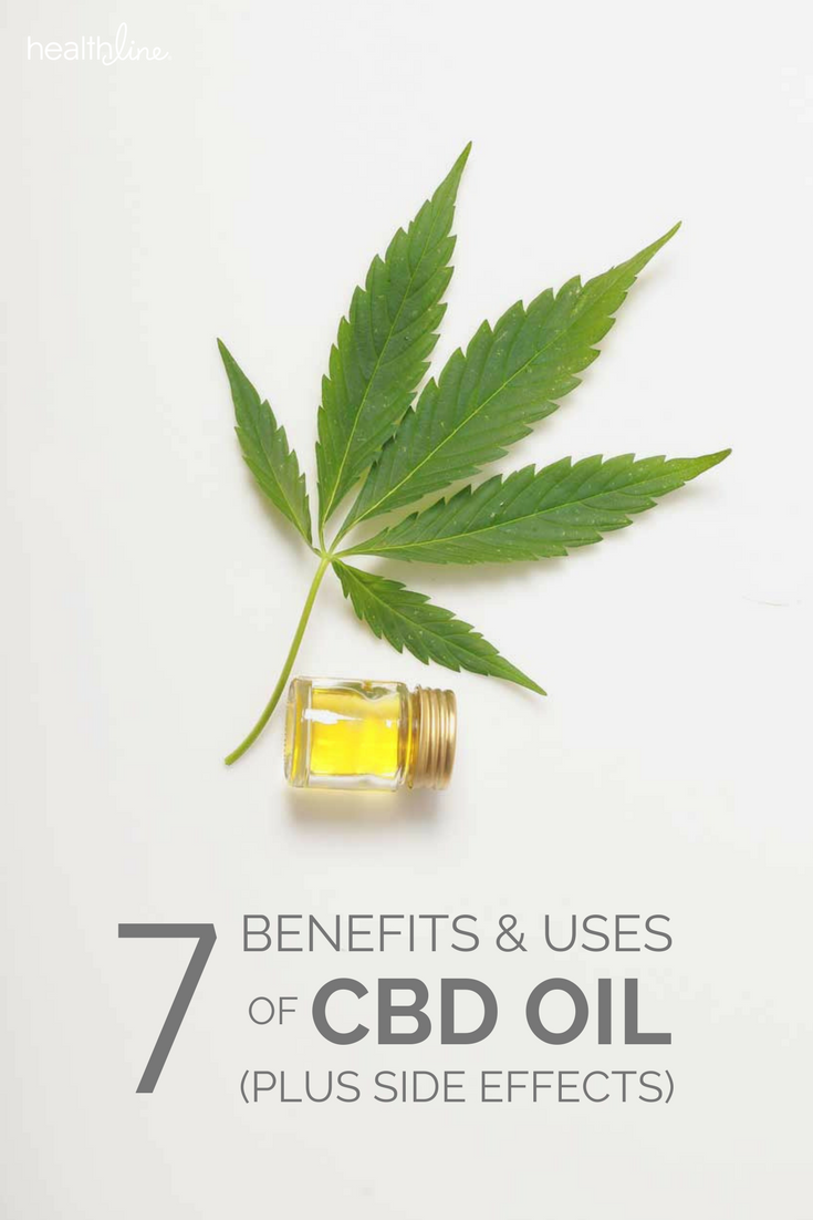 7 Benefits and Uses of CBD Oil (Plus ...