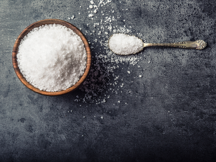 Types Of Salt Himalayan Vs Kosher Vs Regular Vs Sea Salt