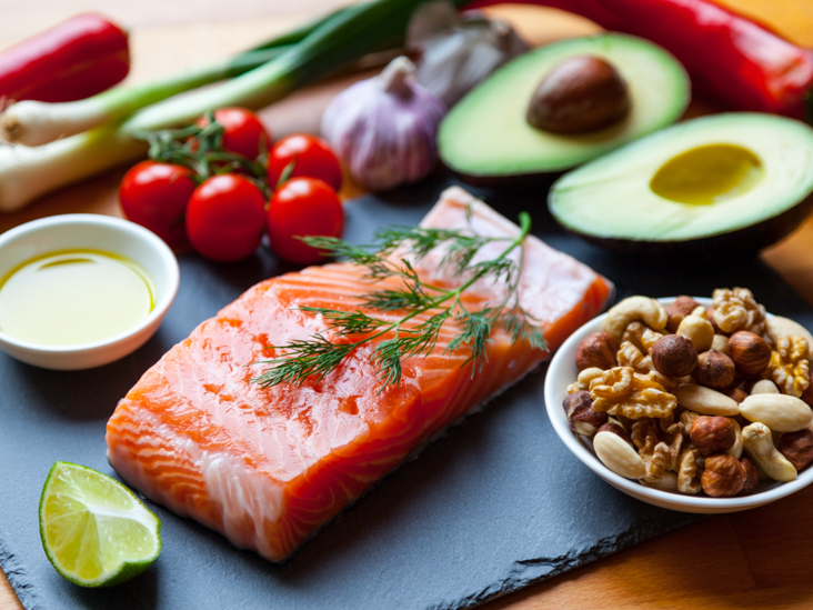 low carb diet causes fever