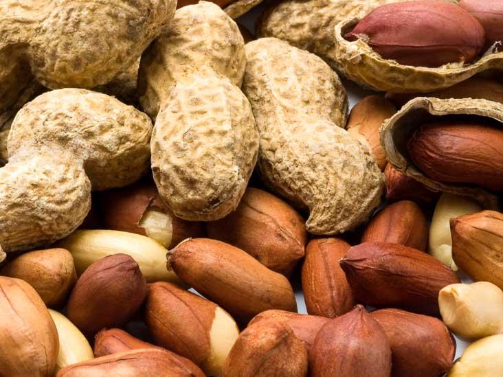 Tree Nuts Vs Peanuts Nutrition - Best Nut 2018 Planters Crunchy Peanut Er Nutrition Facts on