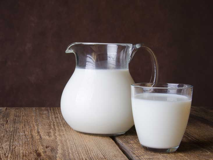 Drinking Raw Milk: Benefits and Dangers