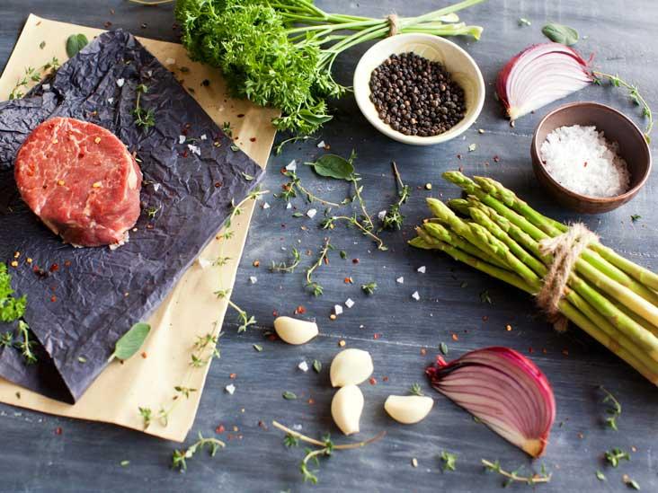 dieta paleo vegetariana menu