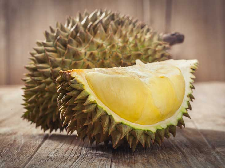 durian fruit smelly but also incredibly nutritious