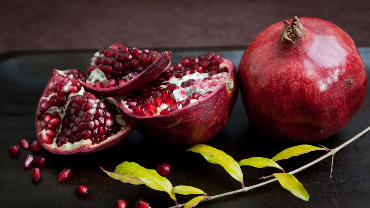 Image result for 2.Pomegranate