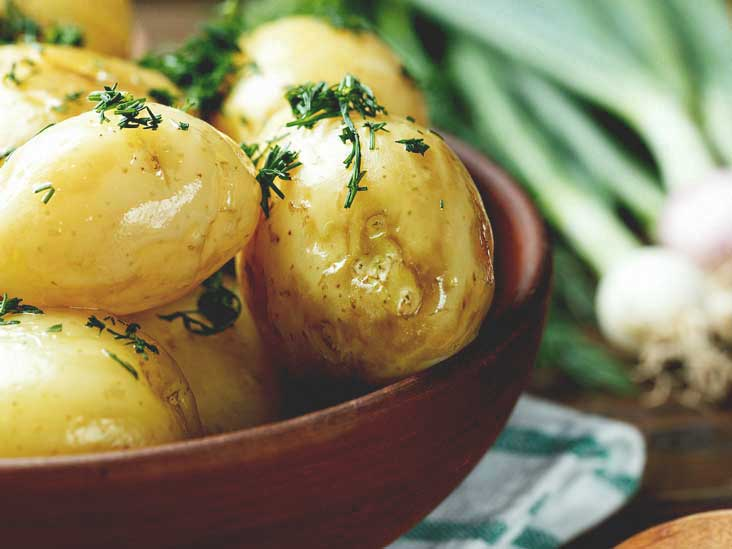 7 Health and Nutrition Benefits of Potatoes