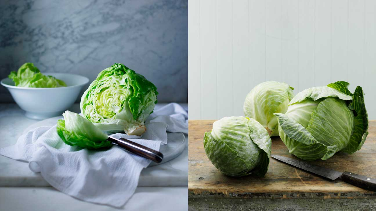 Cabbage Vs Lettuce What S The Difference