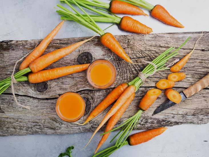 Are Purple Carrots Healthier Nutrition Benefits And Uses
