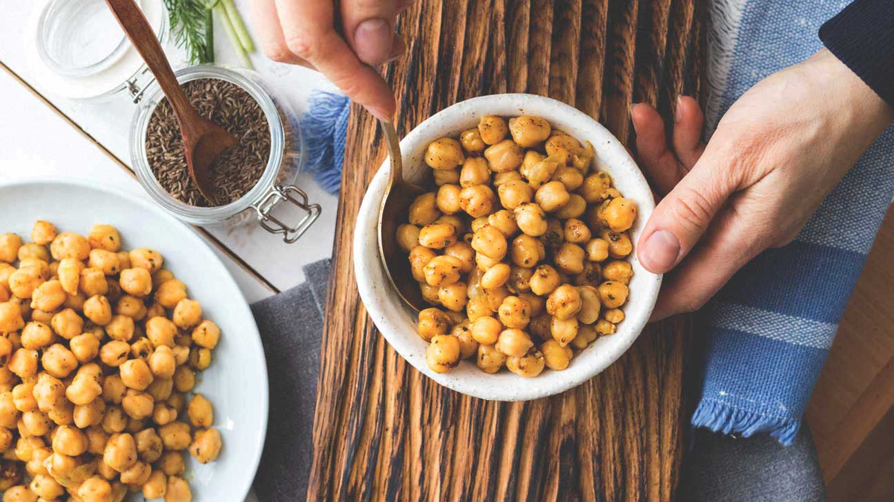 Chickpeas Nutrition Benefits