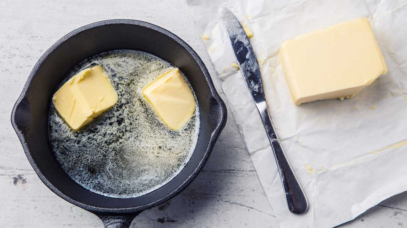 keto diet use butter?