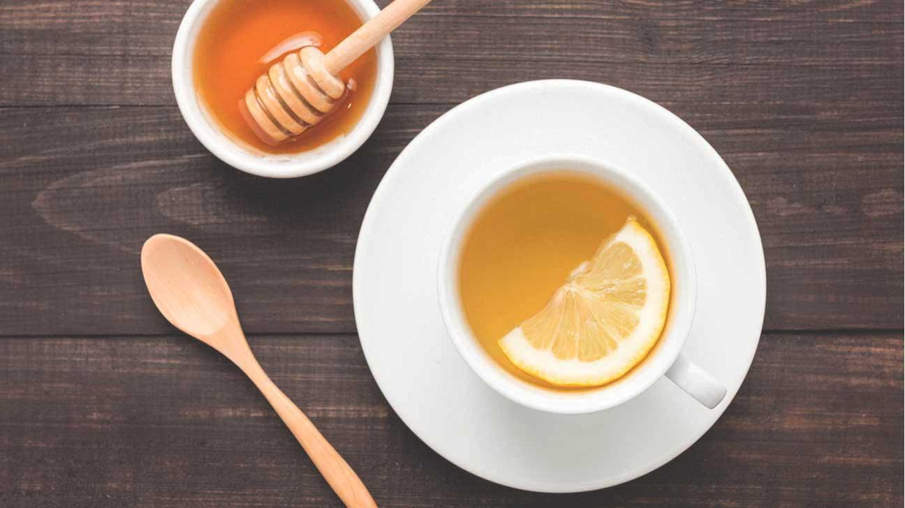 how to do honey lemon tea diet