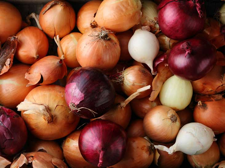 9 Impressive Health Benefits of Onions