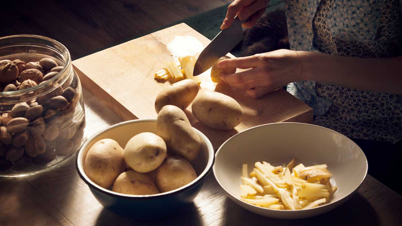 Potatoes 101 Nutrition Facts And Health Effects