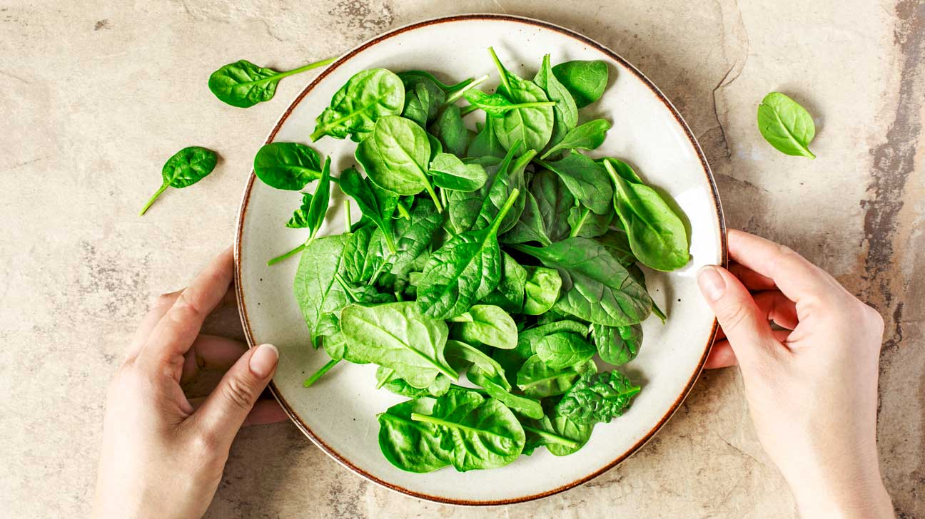 Spinach 101: Nutrition Facts and Health Benefits