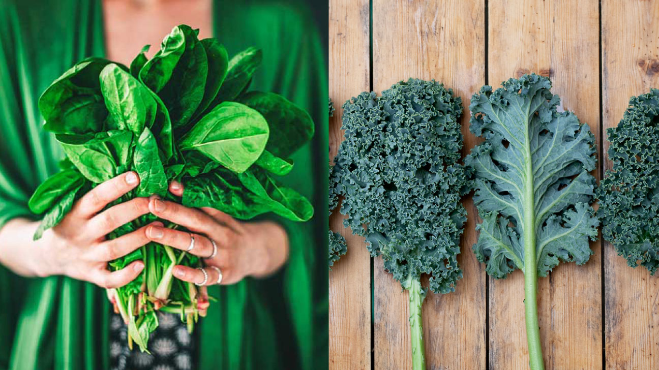 How to eat kale healthy