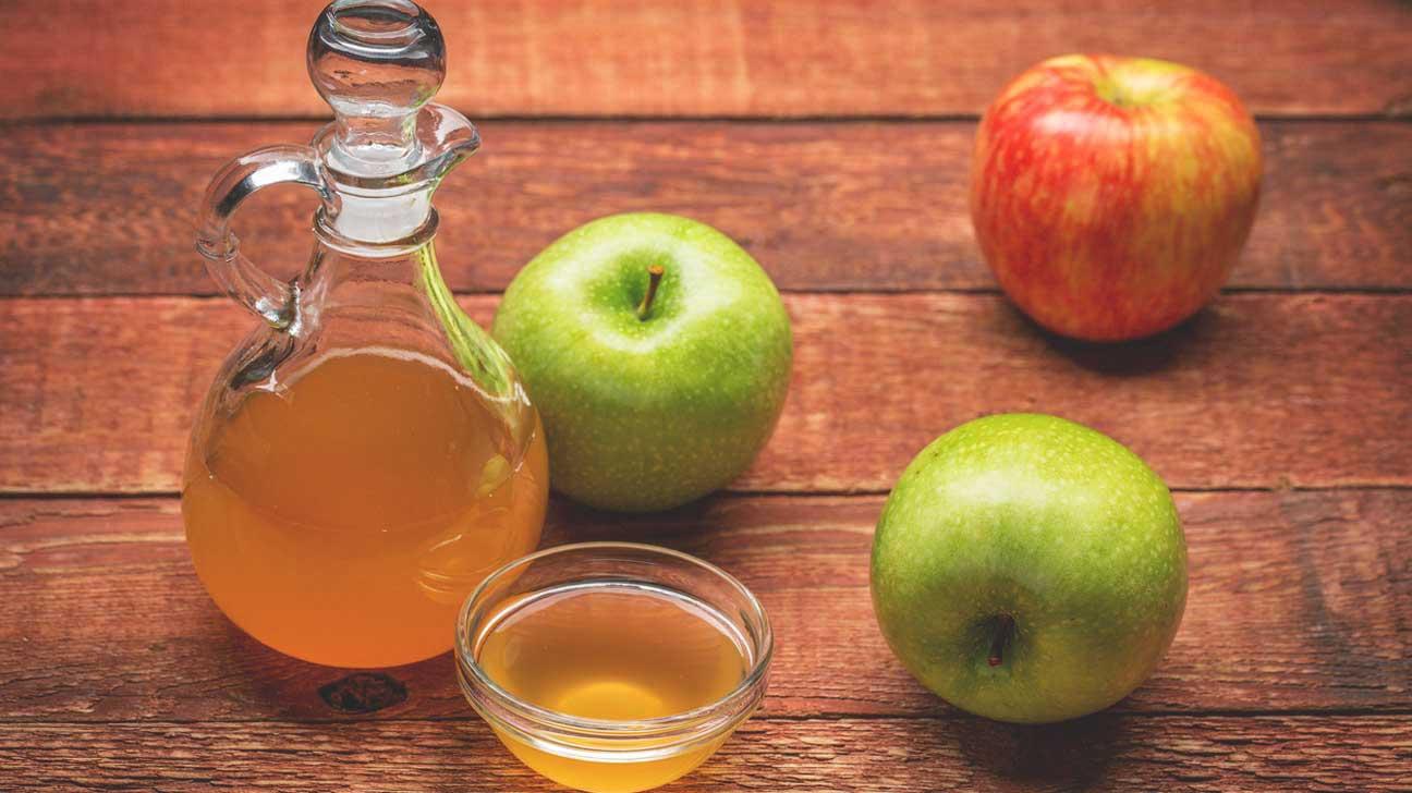 Como tomar el vinagre manzana para bajar de peso