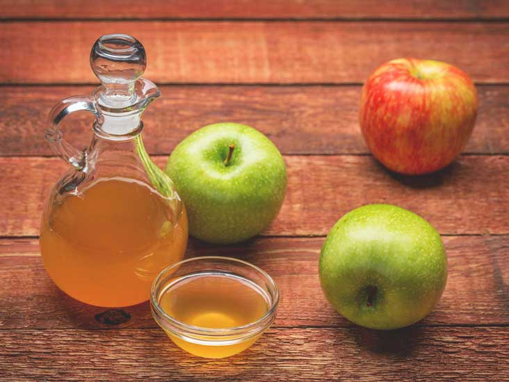 Can i drink apple cider vinegar after meal