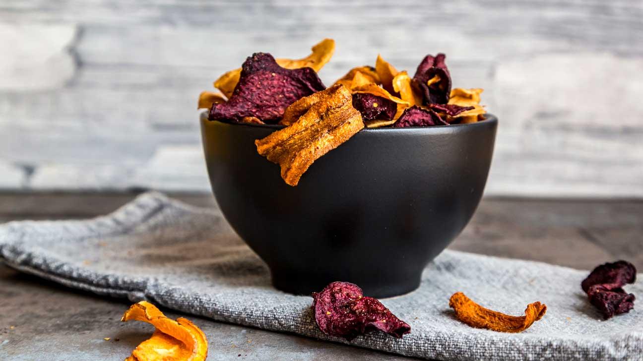 24 Healthy Vegan Snack Ideas