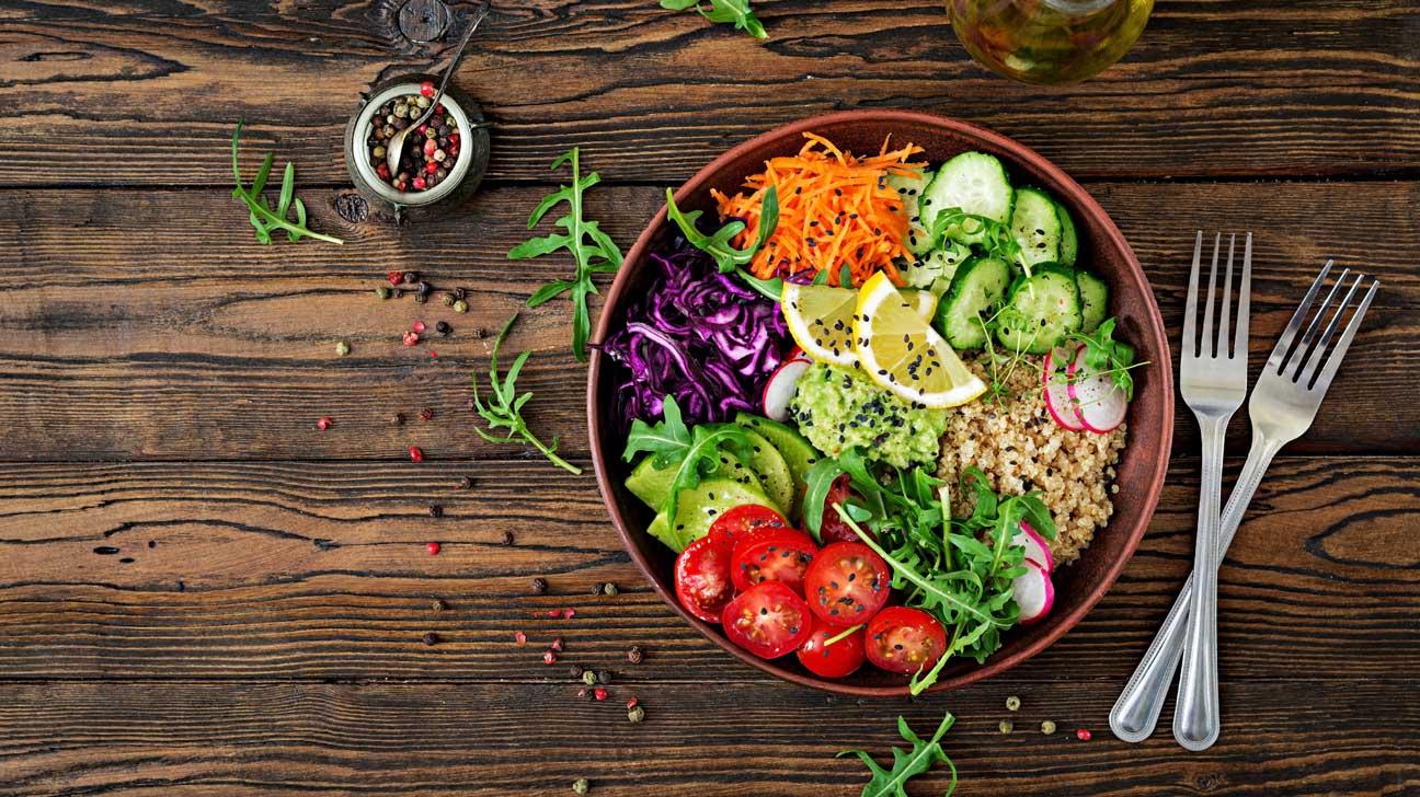 vegan diet good for a cut?