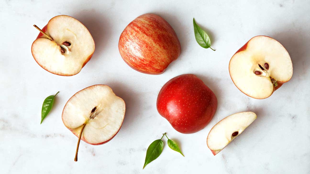 38 foods that contain almost zero calories