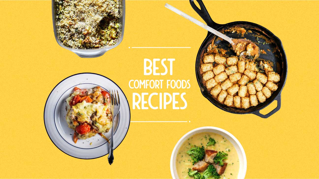 Our Favorite Recipes: Comfort Foods