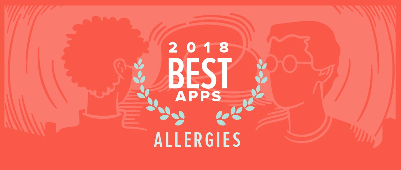 Best allergy apps of 2018 weve selected these apps based on their quality user reviews and overall reliability as a source of support for people living with allergies forumfinder Gallery