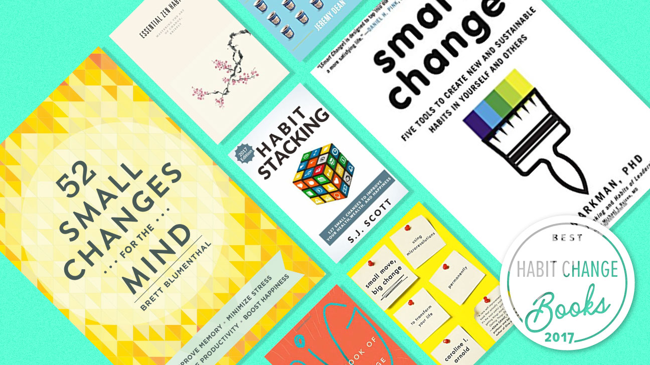 best habit changing books