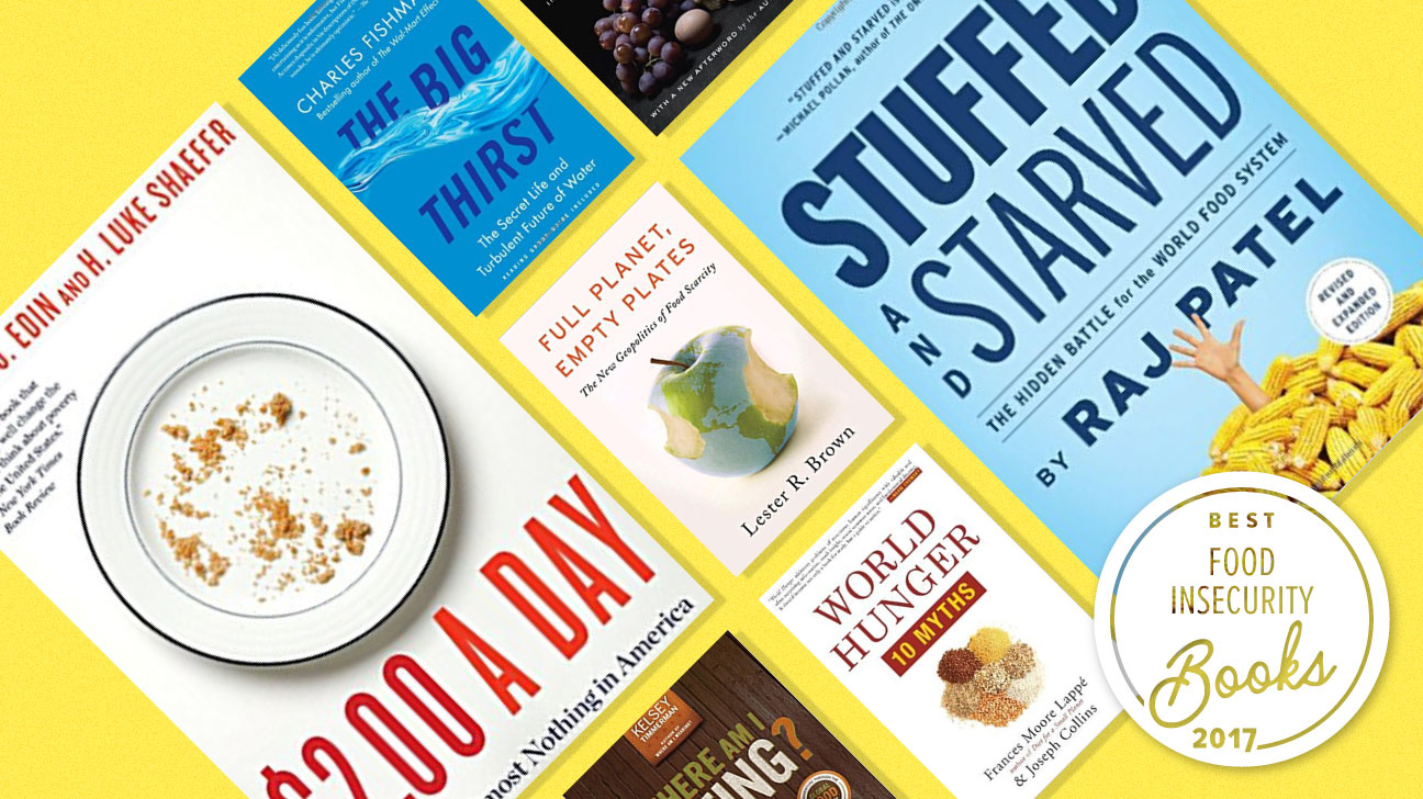 best food insecurity books