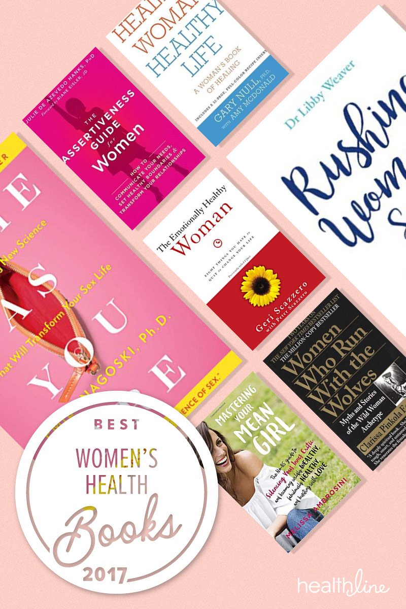 Best Women's Health Books of 2017