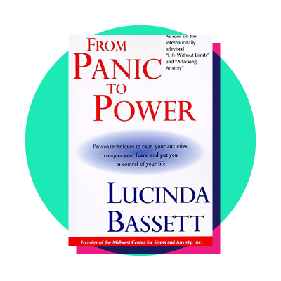 The Best 13 Books About Anxiety