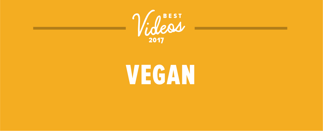 The Best Vegan Videos of the Year