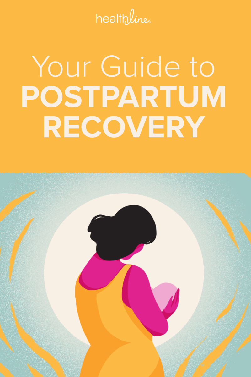 Timeline of Postpartum Recovery