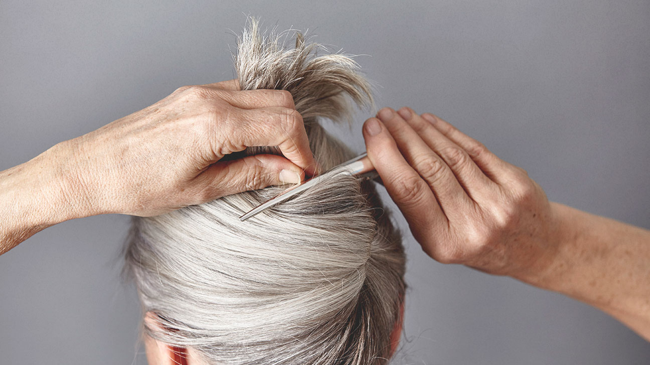 Going Gray 15 Facts About Why How Genetics And Hair Care