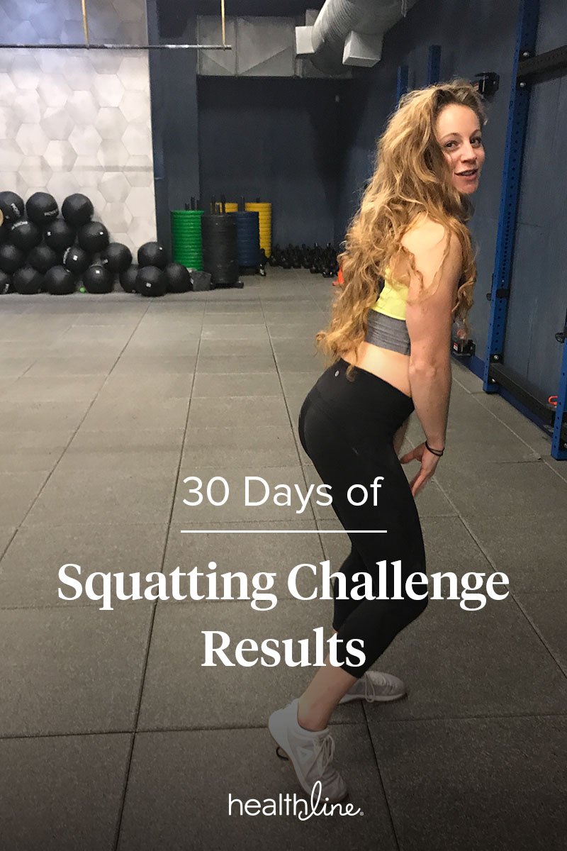 I Did 30 Days of Weighted Squats    It Transformed More Than
