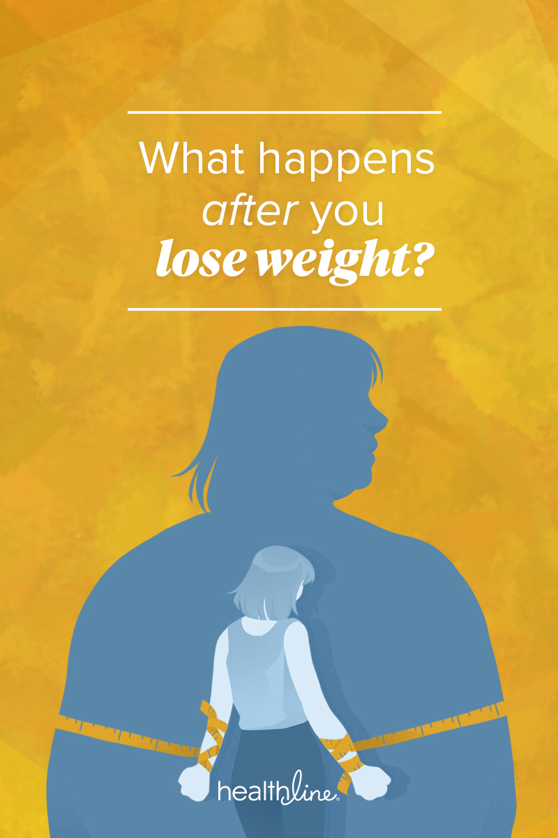 Did you lose some weight