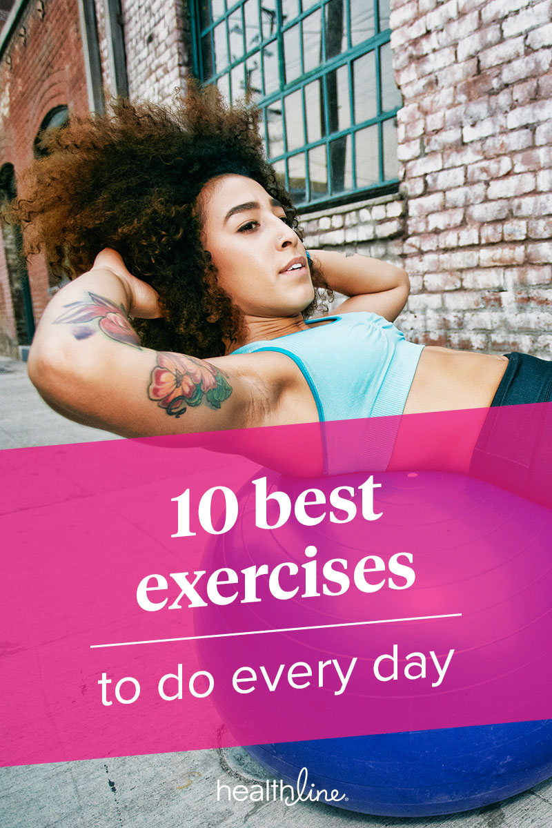 10 Best Exercises for Everyone