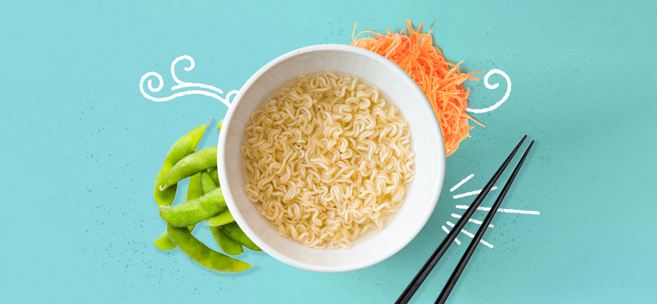 Make Your Instant Noodle Healthier: 12 Toppings and Tips
