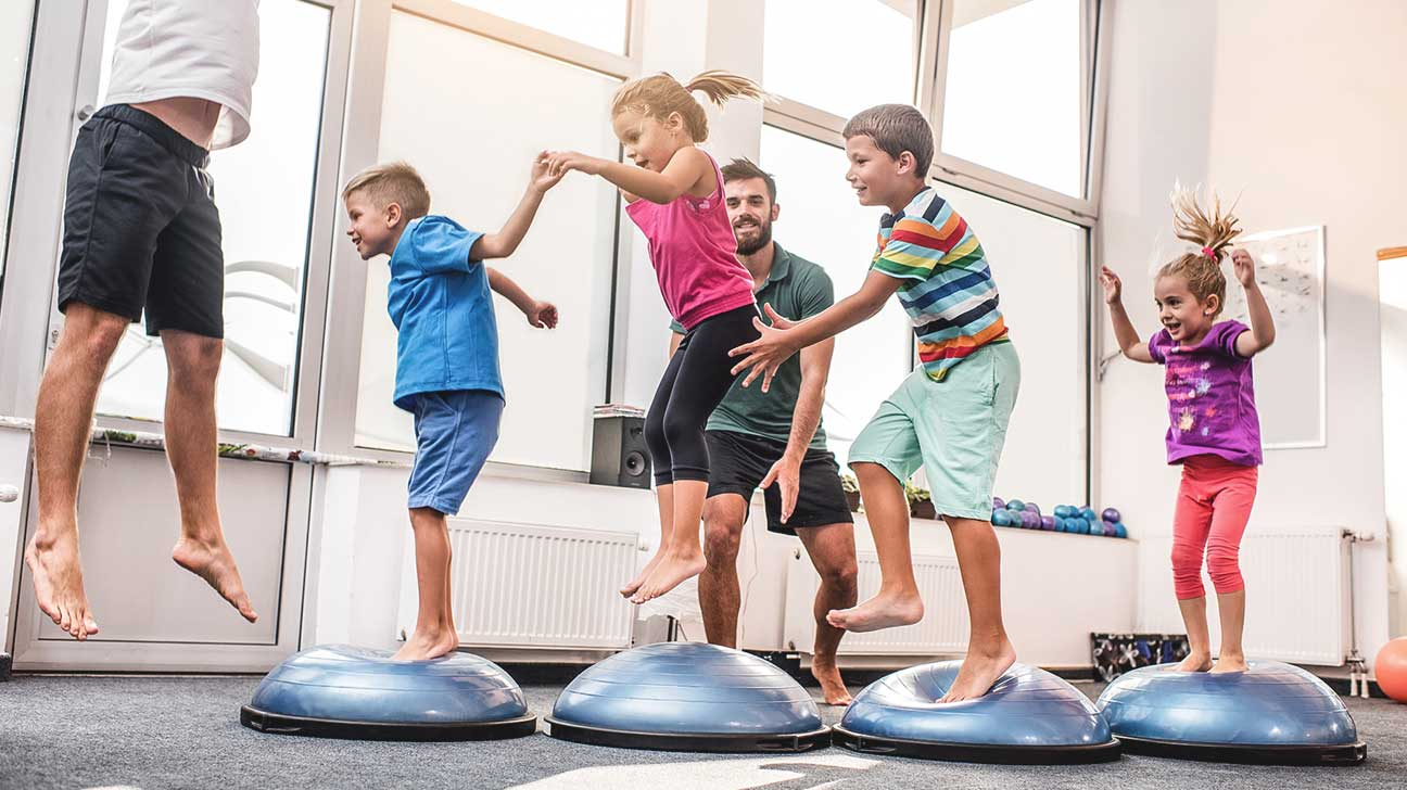 Exercise And Children The Benefits