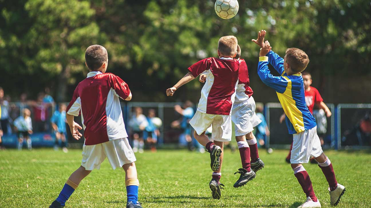 More Kids Getting Hurt Playing Soccer