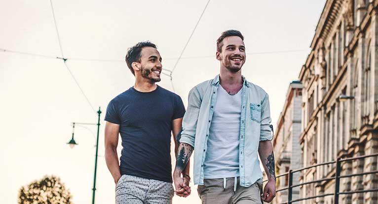 gay singles dating